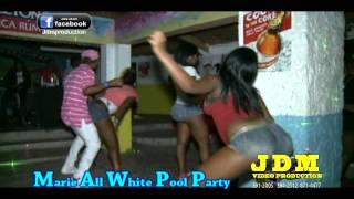 getlinkyoutube.com-Marie All White Pool Party