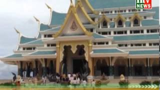 getlinkyoutube.com-แห่ชมพระพุทธไสยาสน์หินอ่อนวัดปาภูก้อน  จ อุดรธานี