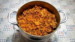 طريقة عمل الأرز بالخظار من المطبخ التونسي - روز جربي - Tunisian Cuisine