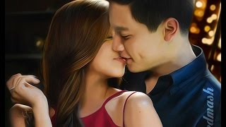 MAINE AND ALDEN EVOLUTION OF KISS The REAL KISS of LOVE Spread the GOOD Vibes  by UAI