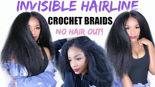 getlinkyoutube.com-How to SLAY Your Crochet Braids - NEW Invisible Hairline Method