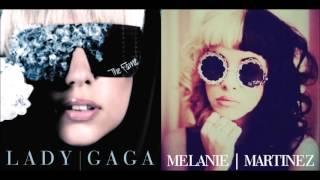 getlinkyoutube.com-Just Dance in the Dollhouse (Mashup) - Lady Gaga & Melanie Martinez