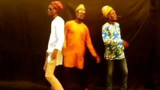 Shoki Dance to Ducking Dance wisecoded com