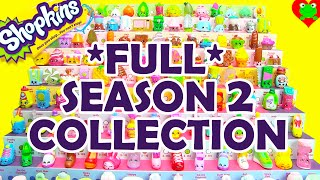 getlinkyoutube.com-Shopkins Season 2 Collection Complete Collection by Toy Genie