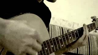 getlinkyoutube.com-Personal Jesus (Depeche Mode) - guitar cover