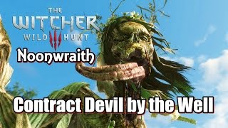 getlinkyoutube.com-The Witcher 3 Wild Hunt Contract Devil by the Well ( Noonwraith )