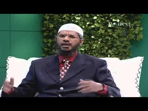 10 Things that break the fast And which is the most sinful? - Dr Zakir Naik 2012
