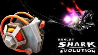 getlinkyoutube.com-Hungry Shark Evolution - Cloaking Device