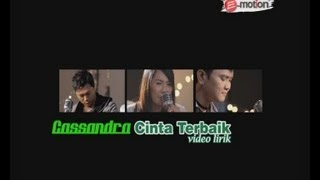 getlinkyoutube.com-CASSANDRA - CINTA TERBAIK  with Lyric/lirik (Karaoke)