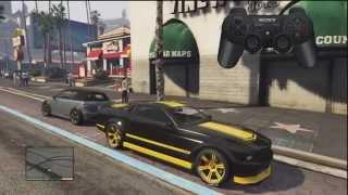 getlinkyoutube.com-Tutorial #1 - Como hacer Drift en GTA V (Loquendo)