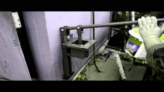 getlinkyoutube.com-Пресс для изготовления топливных брикетов