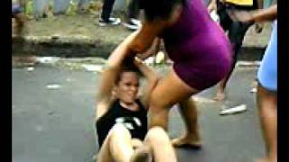 getlinkyoutube.com-Briga de mulher na rua