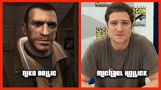 getlinkyoutube.com-Characters and Voice Actors - Grand Theft Auto IV