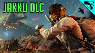 Battlefront JAKKU PS4 Gameplay - Heroes Vs Villains, Walker Assault, Drop Zone Gameplay