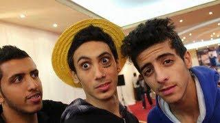 getlinkyoutube.com-بطوله آلانمي : خالد كويت تغطيه كآمله للمعرض #AICON