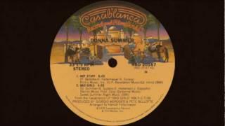 Donna Summer - Hot Stuff, Bad Girl Medley (Casablanca Records 1979)
