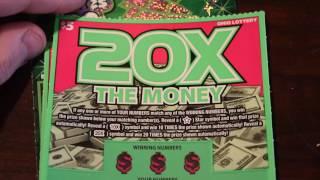 getlinkyoutube.com-Winning streak continues! 20x the CASH + Holiday Tickets