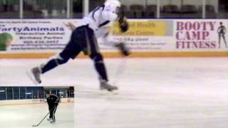 "getlinkyoutube.com-Playmakers Hockey ""Next Level"" Instructional Shooting Video"