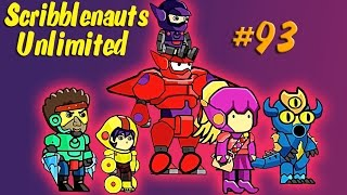 Scribblenauts Unlimited 93 Big Hero 6 Team in the Object Editor