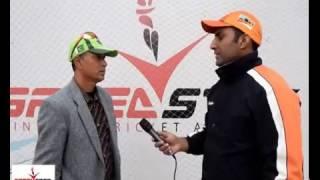 Saleem Raja Interview with Speedster