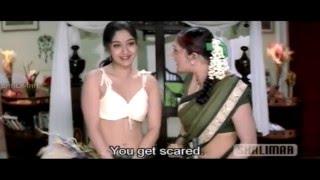 Simhadri Movie    Funny Love Scene Between Ankita & Jr NTR    Bhoomika