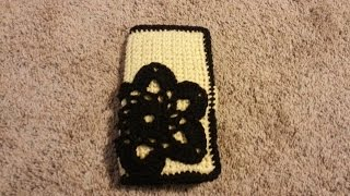 getlinkyoutube.com-CROCHET How To #Crochet (PLASTIC CANVAS CROCHET HOOK HOLDER)  #TUTORIAL #98