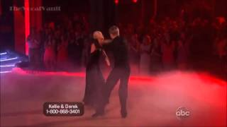getlinkyoutube.com-Kellie Pickler & Derek wTristan  Pasodoble - DWTS 16 Trio Dance