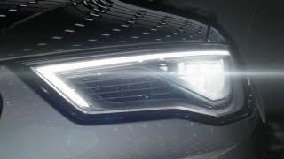 getlinkyoutube.com-Audi LED Lighting Technology