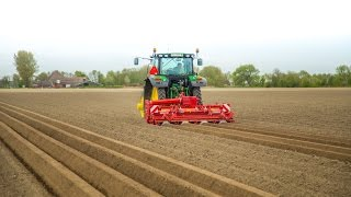Grimme Best of machinery for active tillage 2015