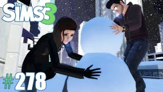getlinkyoutube.com-The Sims 3: Snowy New York - Part 278