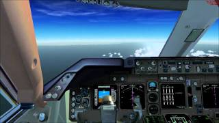 getlinkyoutube.com-FSX HD - Pmdg Boeing 747-400 - Complete flight from London Heathrow to Paris Orly
