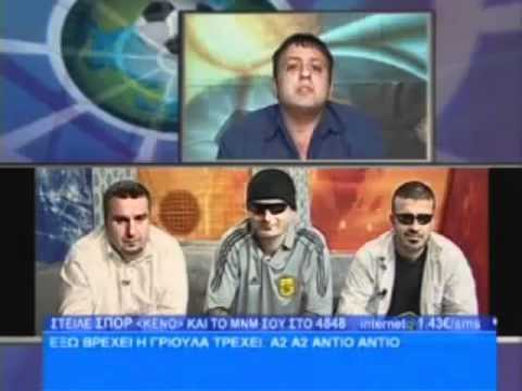 RAPTOPOULOS-ME TIS TRIXES APO TO MOUNI TIS MANA SOU