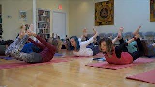 getlinkyoutube.com-Achieving Balance Through Karma Yoga at Yoga Anand Ashram in Amityville