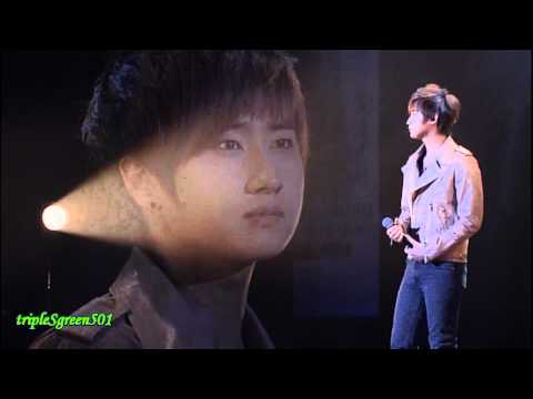 [HD] SS501 Heo Young Saeng - It is Love - [Summer &amp; Love Version] Summer &amp; Love Fan Meeting.wmv
