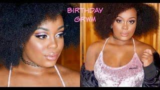 getlinkyoutube.com-GRWM (#️⃣2️⃣2️⃣) BIRTHDAY COLLAB with Andrea Renee!| Makeup + Outfit
