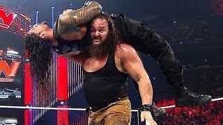 WWE Raw || Jhon Cena Vs Braun Strowman || Raw Full HD 2017 || Latest Video