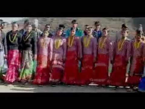 Deuda geet bajura  (Prakash Thapa)