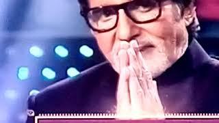 Amitabh's Birthday Special //KBC 2017   Happy Birthday 🎂 To Amitabh Bachchan.