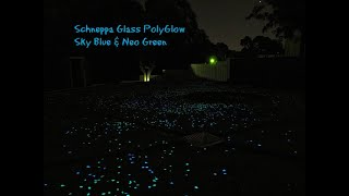 getlinkyoutube.com-Glow In The Dark Stones For Concrete | Melbourne | Sydney | Brisbane | Australia