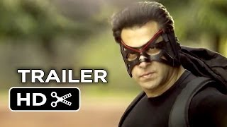 Kick Official Trailer 1 (2014) - Indian Action Comedy HD