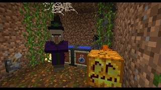 getlinkyoutube.com-Brauen im Kessel in Minecraft! - Tutorial (Halloween Special)
