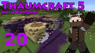 getlinkyoutube.com-Thaumcraft 5 E20 Lumberjack Golems