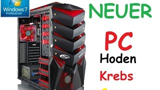 getlinkyoutube.com-ONE SILENT HIGH-END GAMING-PC HASWELL CORE I7 | [Unboxing|HD]