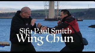 getlinkyoutube.com-Sifu Paul Smith - Wing Chun basics