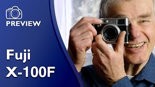 Fuji X-100F hands on preview