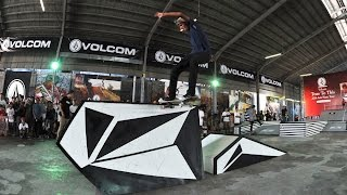 "getlinkyoutube.com-Volcom ""True To This"" 2014 Asia Skate Tour - Bali"