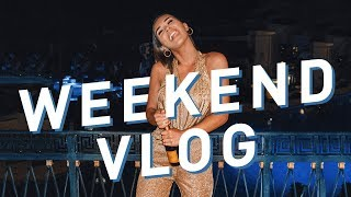Welcome To My New House & Party Time | WEEKEND VLOG width=