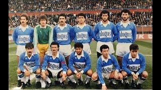 Galatasaray 2 - 3 SARIYER / 08.02.90 / Özet