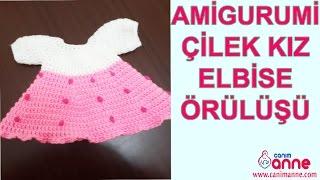 Bebek Örgü Modelleri: Kolay Bebek Elbisesi Yapılışı width=