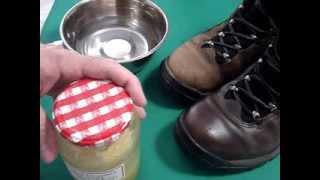 getlinkyoutube.com-Couro - Como Impermeabilizar couros e botas